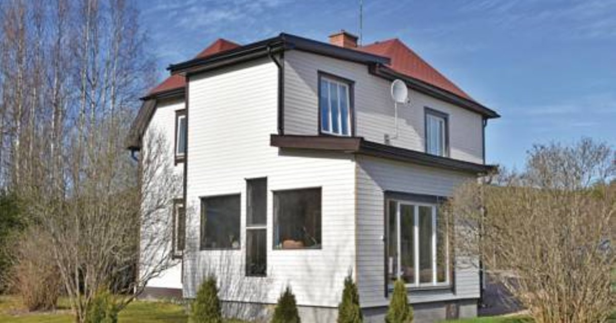 Four-Bedroom Holiday home with a Fireplace in Torsby