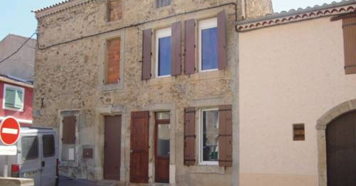 Holiday Home Saint Marcel d'Aude 07