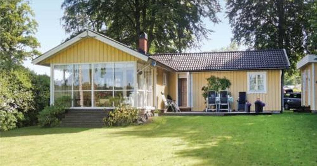 Holiday Home Ljungby 03