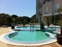 Top-10 hotels in the center of Sant Angelo D'Ischia
