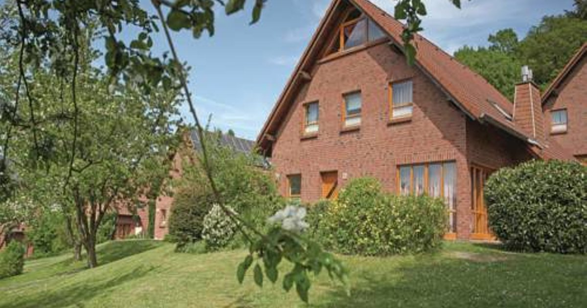 Three-Bedroom Holiday Home in Nieheim