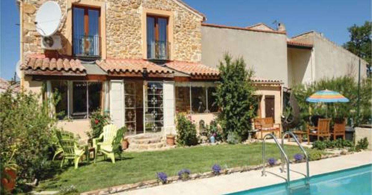 Studio Holiday Home in St Andre Roquelongue