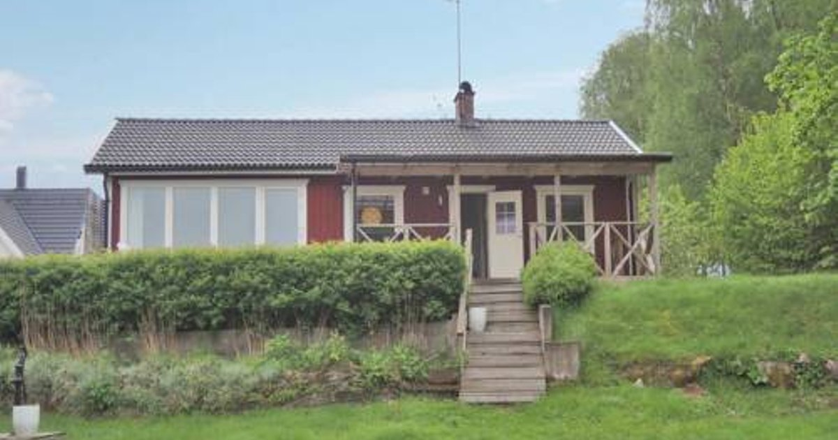 Three-Bedroom Holiday Home in Varnamo