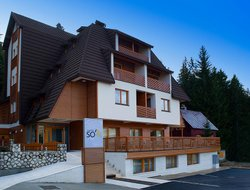 Top-7 hotels in the center of Zabljak