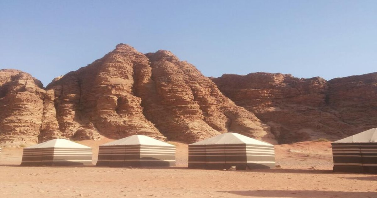 Wadi Rum Moon Light Camp