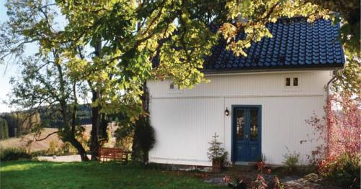 Three-Bedroom Holiday Home in Spydeberg