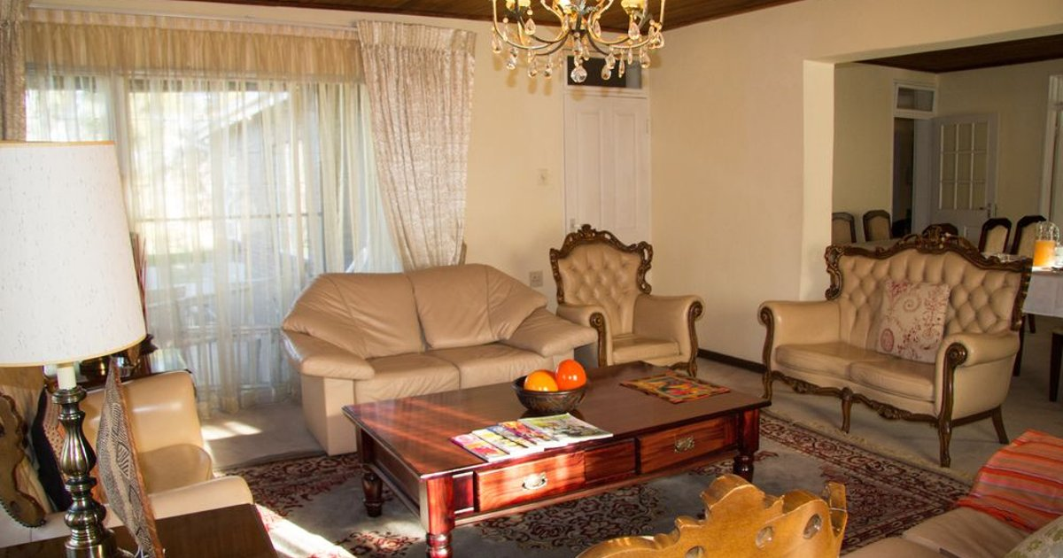 Phokeng Bed and Breakfast