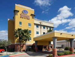 Pets-friendly hotels in Brownsville