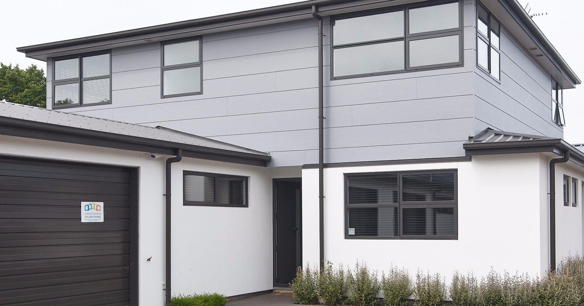 Hutcheson Street Villa - Christchurch Holiday Homes