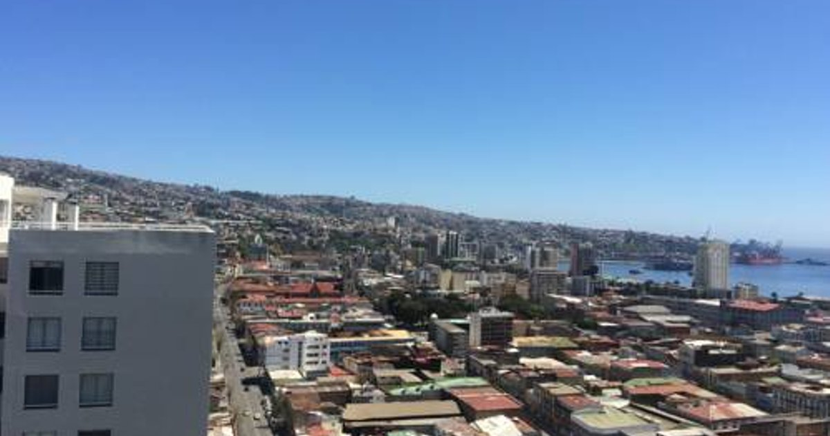 Apartment in Valparaiso