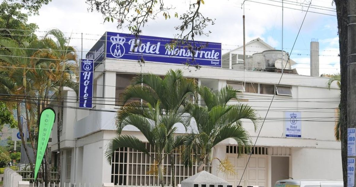 Hotel Monserrate Ibague