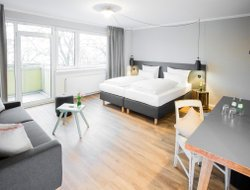 Berlin hotels for families with children