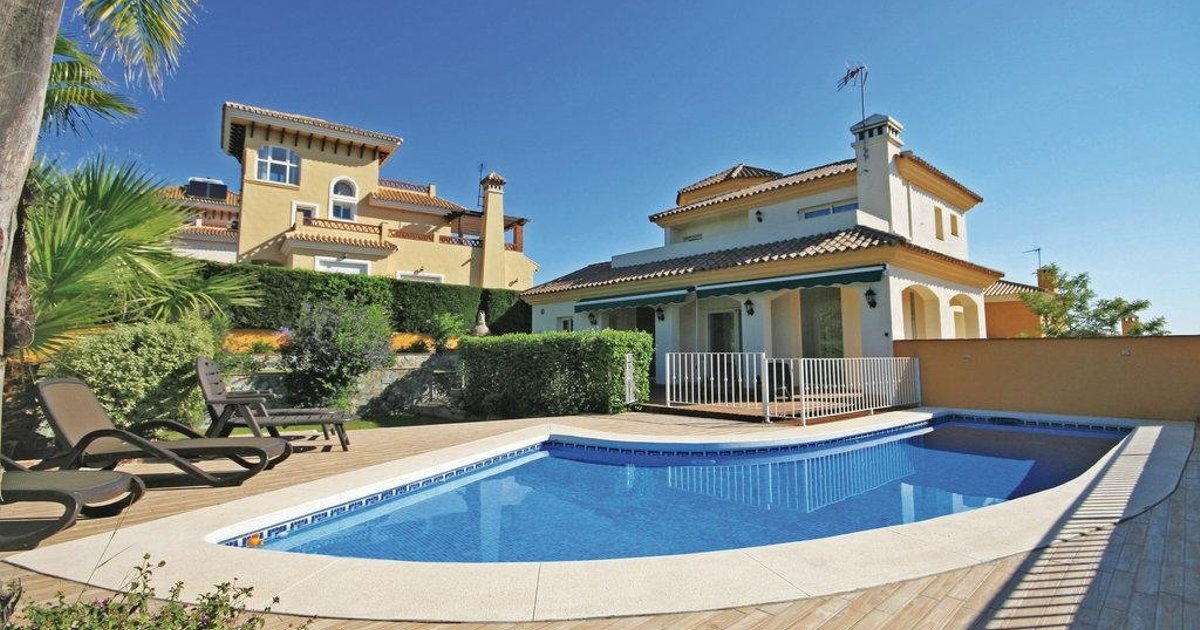 Holiday home Coin Calle Poleo