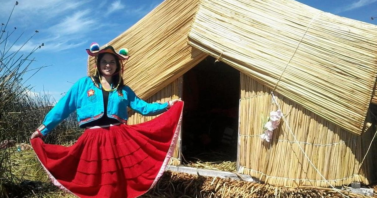 Uros Sol y Luna Lodge