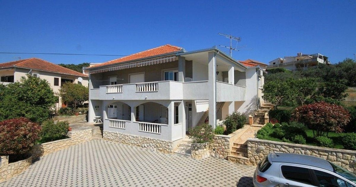 Apartment Trogir 8683a