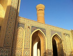 Pets-friendly hotels in Bukhara