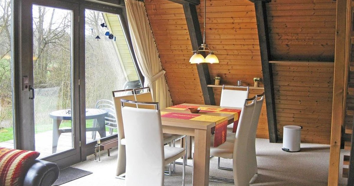 Holiday Home Ferienpark Ronshausen.7