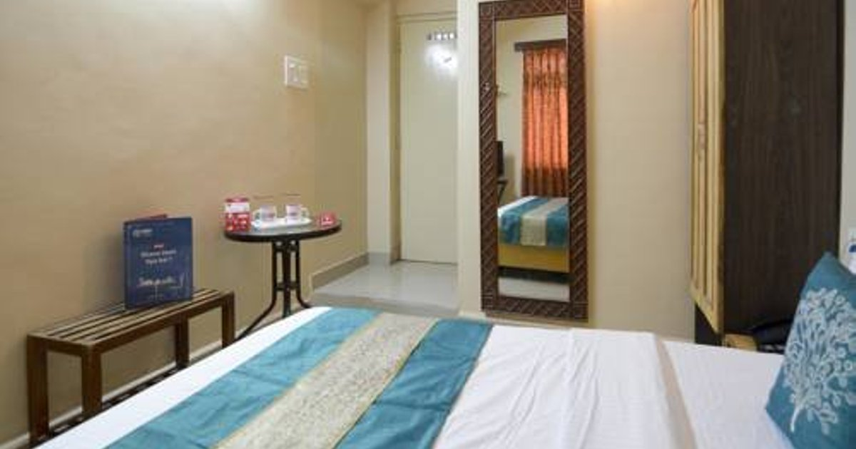 OYO Rooms Near Panjim Community Centre