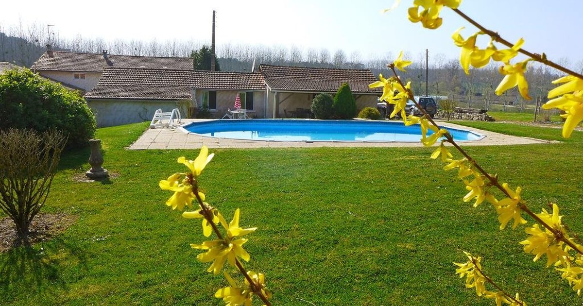 Holiday Home La Grangette