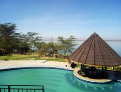 Kenya hotels with lake view