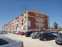 La Mata hotels with sea view