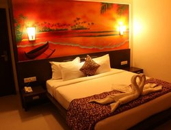 Top-8 hotels in the center of Daman