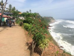 Varkala hotels with Russian personnel