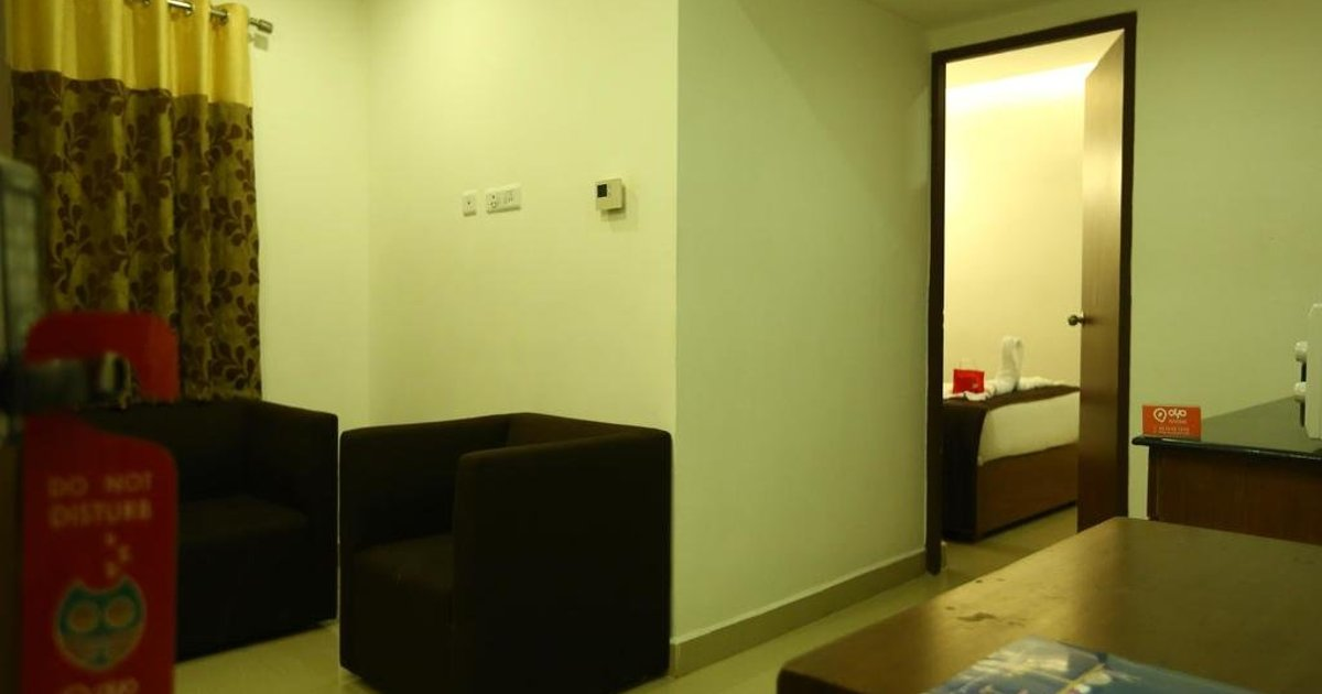 OYO Rooms Chennai Trade Centre