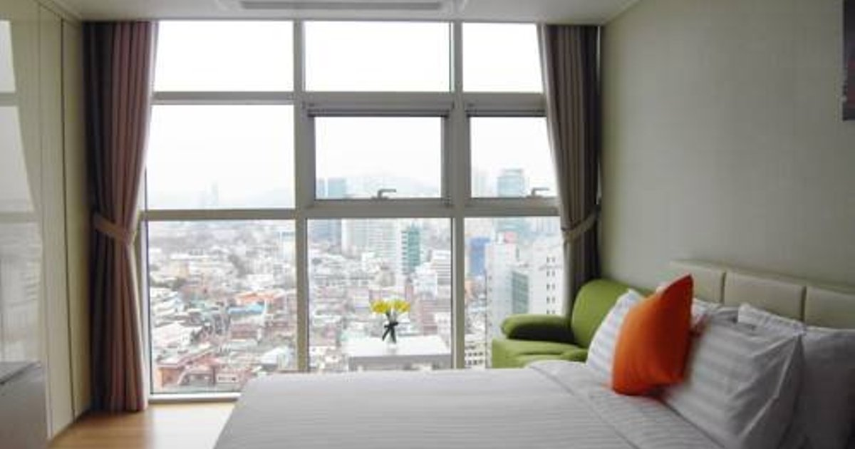 Wayne Residence At Seoul Station