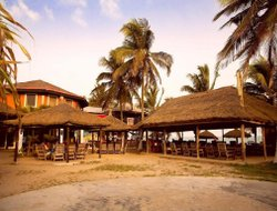 Ghana hotels with sea view
