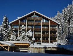 Top-5 hotels in the center of Laax
