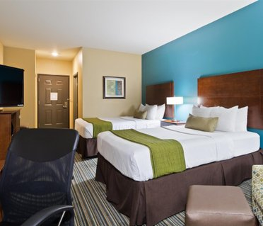 Best Western Plus Patterson Park Inn