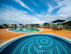 Krabi City hotels with swimming pool
