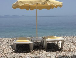 Tilos Island hotels with restaurants