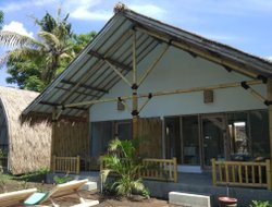 Gili Air hotels with swimming pool