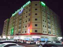 Top-6 hotels in the center of Ajman City