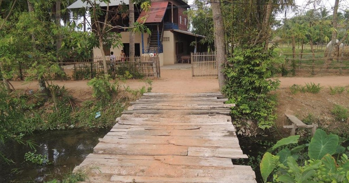 Coconut Homestay by Living Cambodia