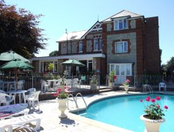 Shanklin hotels for families with children