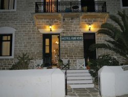 Pets-friendly hotels in Folegandros Island