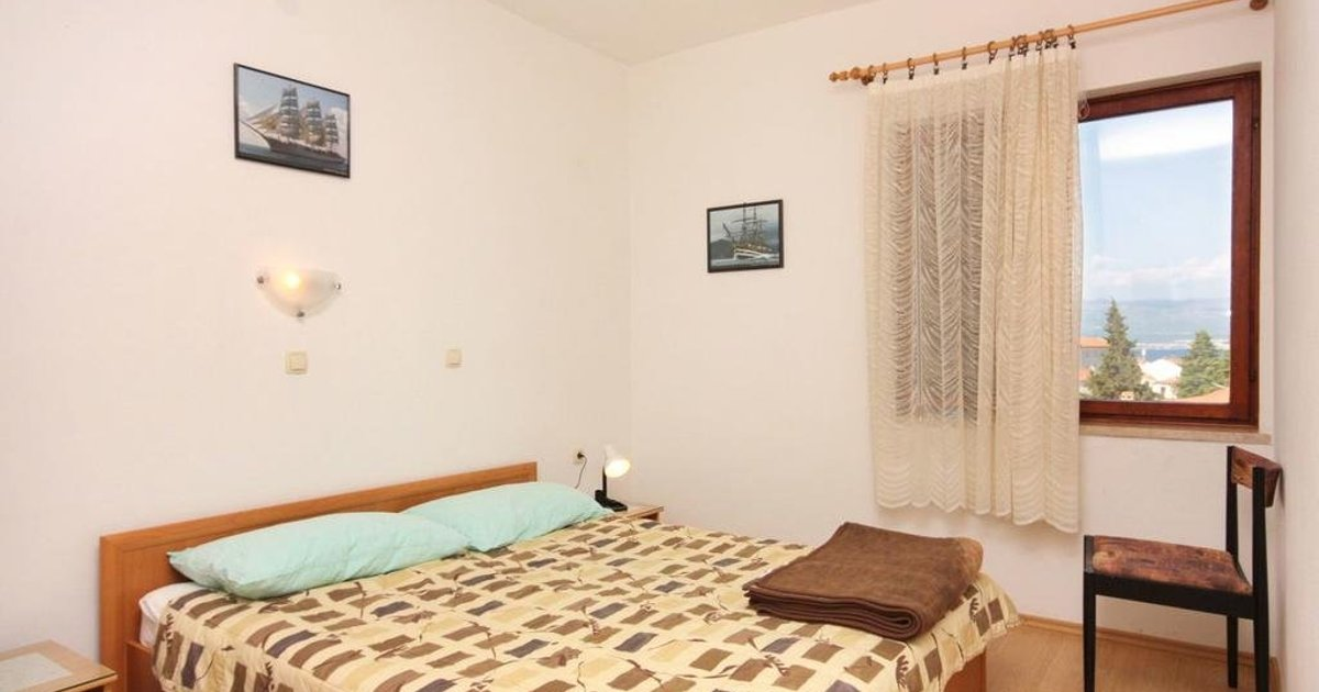 Double Room Vrbnik 5301b
