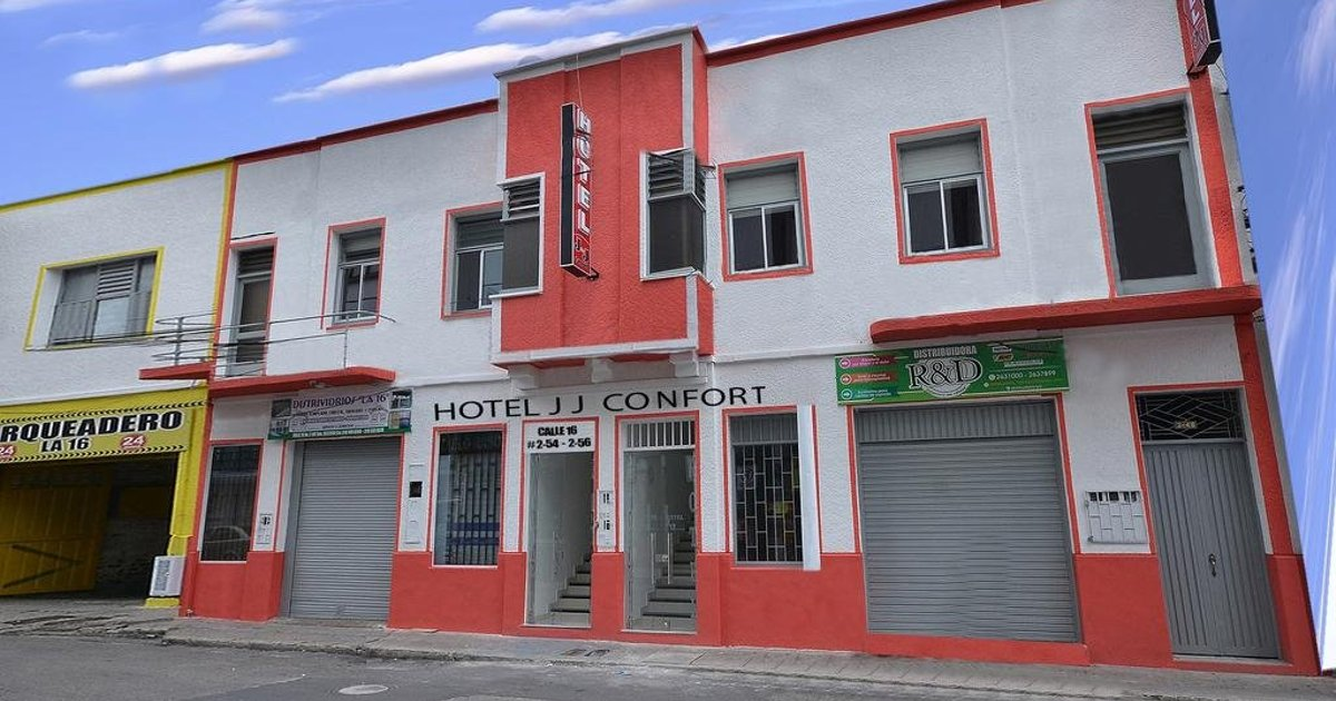 Hotel J.J Confort Ibague