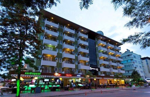 фото Palmiye Park Apart Hotel 808315090