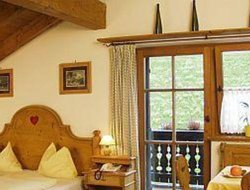 Pets-friendly hotels in Oberammergau