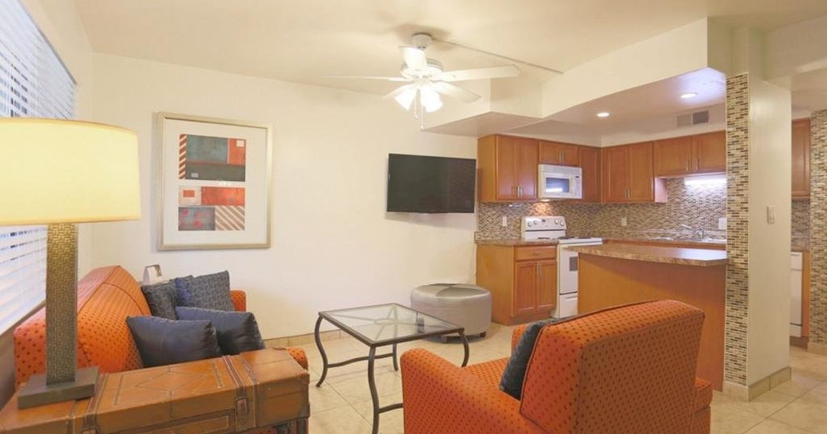 Furnished Suites At Zazu Pannee