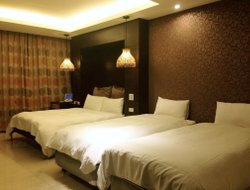 Danshui Township hotels with swimming pool