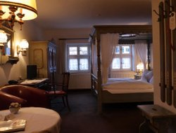 Top-10 hotels in the center of Dinkelsbuehl