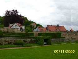 Blankenburg hotels with restaurants