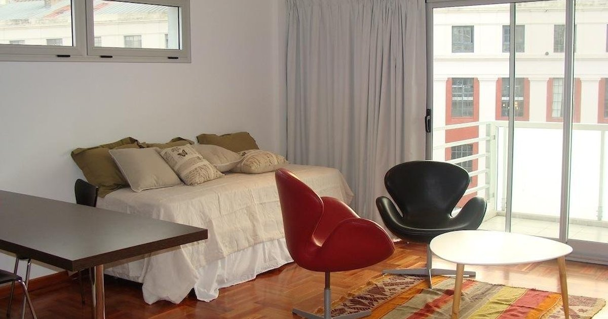 Apartamentos en Palermo Hollywood