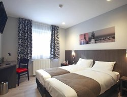 Business hotels in Coquelles