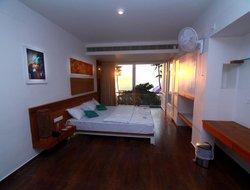 Varkala hotels with sea view